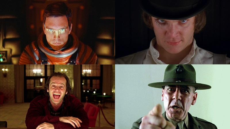 Quattro indimenticabili cameralook kubrickiani