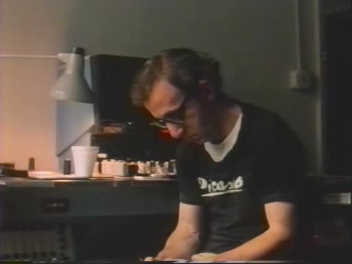 """Nei panni di Alien in """"King Lear"""" (1987, Jean Luc Godard)"""