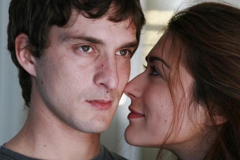 Alessandro Tiberi e Valentina Lodovini