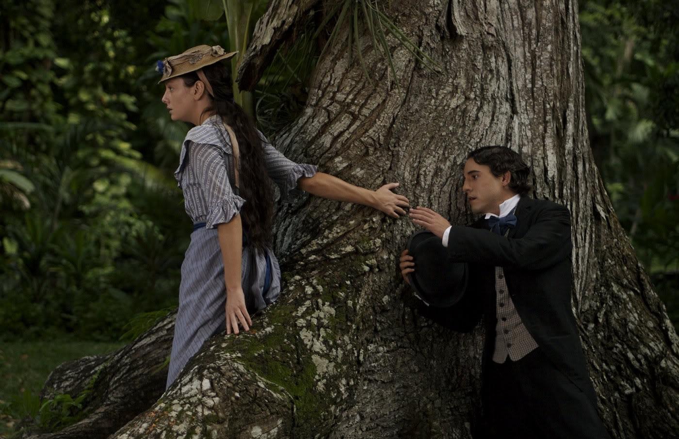 """Giovanna Mezzogiorno in """"L'Amore ai Tempi del Colera"""" di Mike Newell (2007)"""