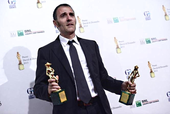 Mastandrea premiato con due David di Donatello
