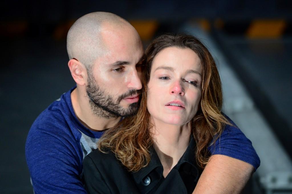 """Sul palcoscenico con Daniele Russo in """"Ricorda con Rabbia"""""""
