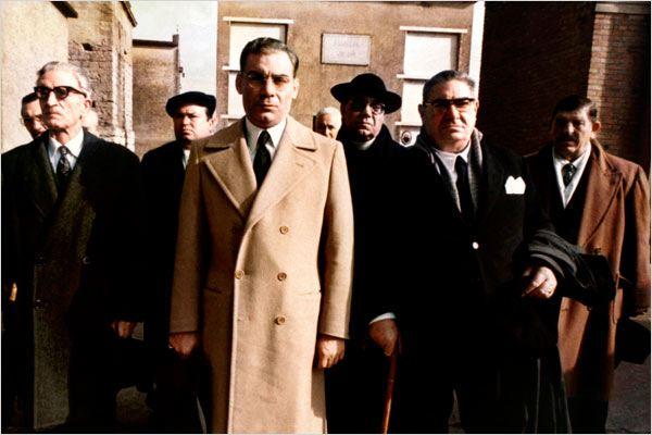 """""""Lucky Luciano"""" di Francesco Rosi (1973)"""