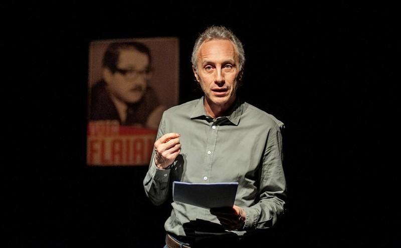 """A teatro con """"E' Stato la Mafia"""""""