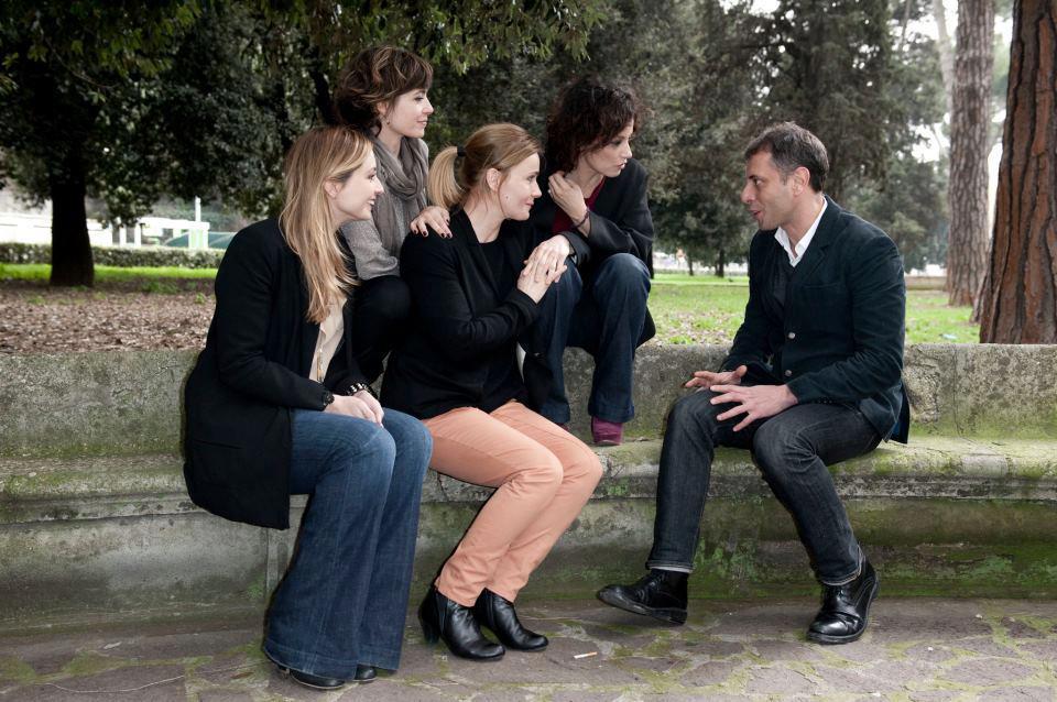 A colloquio con le protagoniste delle serie