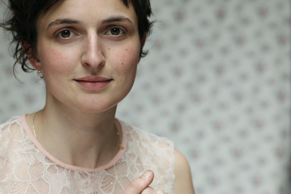 Alice Rohrwacher (foto Fabio Lovino)