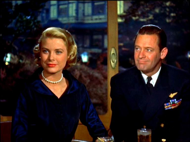 "Con William Holden ne ""I Ponti di Toko-Ri"" (1954)"
