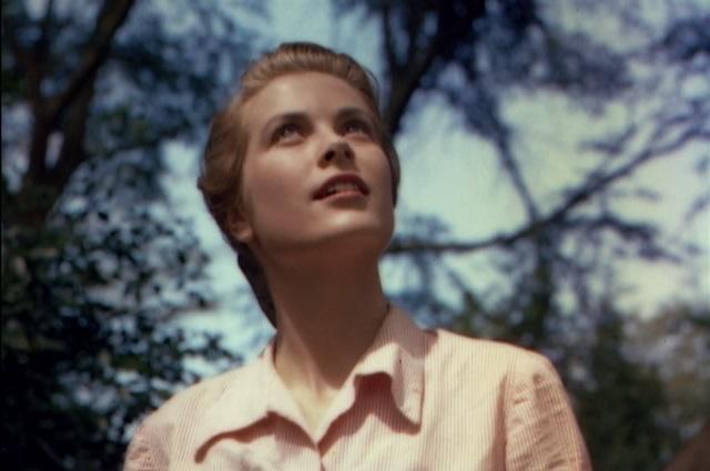 """Durante le riprese di """"Mogambo"""", diretta da John Ford (1953)"""