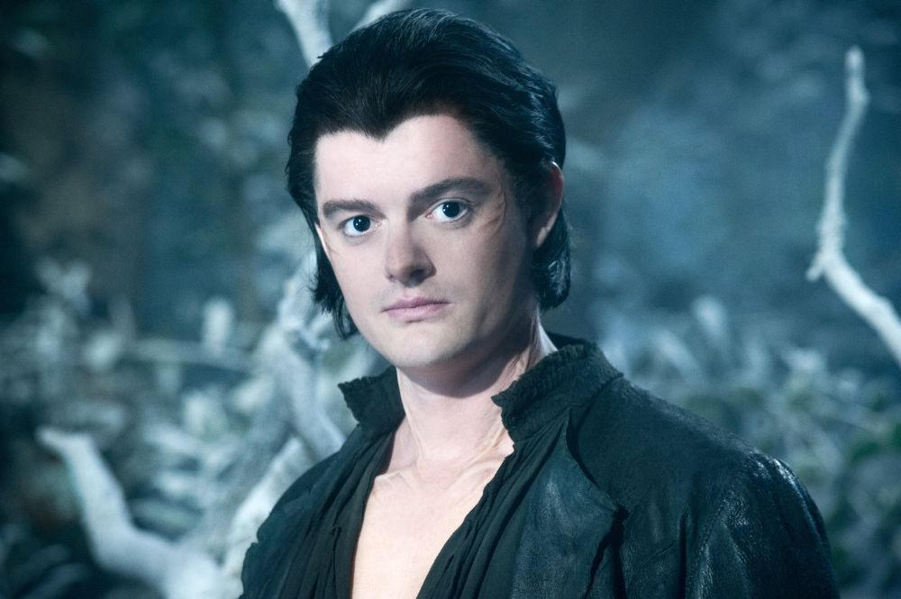 Sam Riley è Fosco