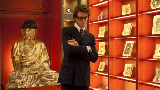 Gaspard Ulliel interpreta Yves Saint Laurent