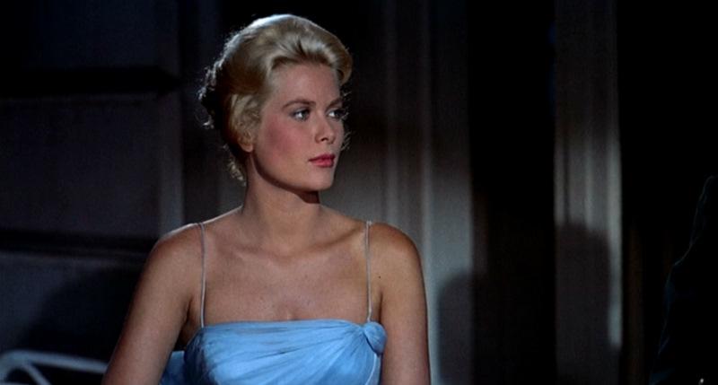 """Grace Kelly in """"Caccia al Ladro"""""""