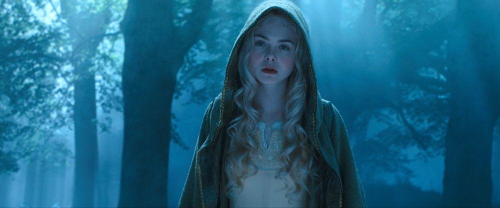 "Elle Fanning interpreta Aurora nel recentissimo ""Maleficent"" 2014"