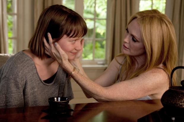 Mia Wasikowska e Julianne Moore