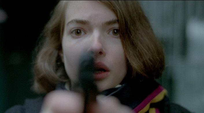 """Un cameralook di Zoë Lund in """"Ms 45 - L'angelo della vendetta"""" (1981)"""