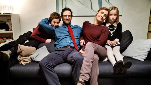 La famiglia della protagonista