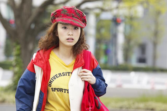 L'attrice Aya Ueto