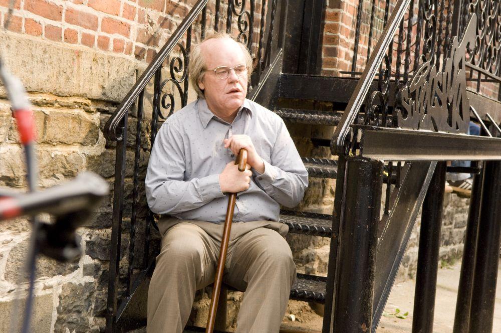 """Philip Seymour Hoffman, protagonista di """"Syneddoche, New York"""""""