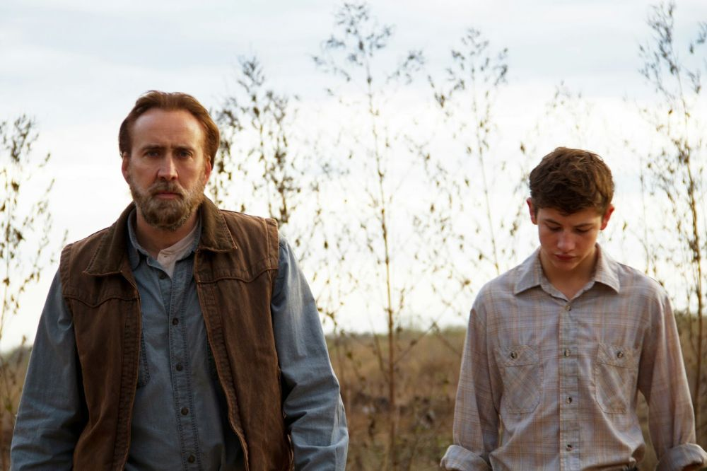 "Nicolas Cage in ""Joe"" di David Gordon Green"