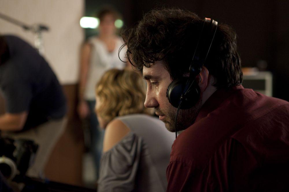 Il regista Massimo Piccolo
