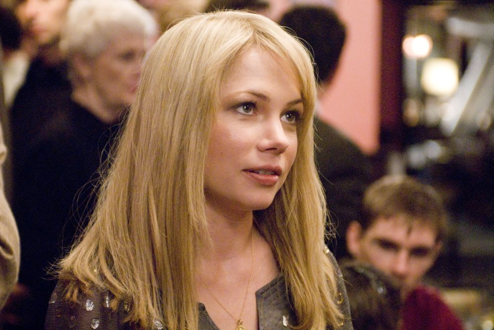 Michelle Williams nel ruolo di Claire