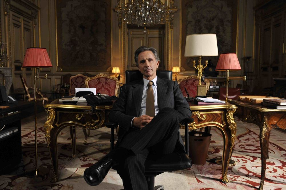"""The French Minister"" di Bertrand Tavernier"