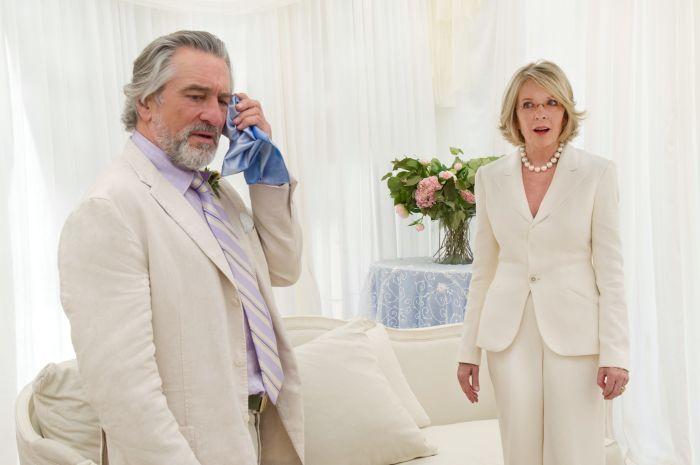Robert De Niro e Diane Keaton