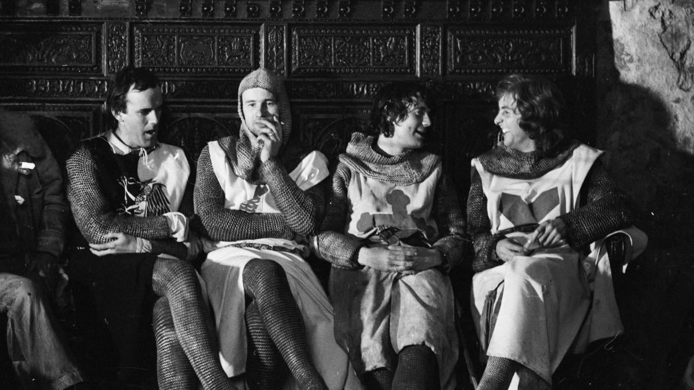 """Monty Python e il Sacro Graal"" (1975)"