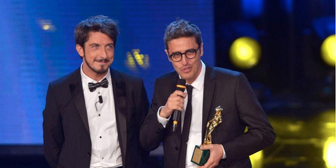 """Pif premiato come miglior regista esordiente per """"La Mafia uccide solo d'estate"""""""