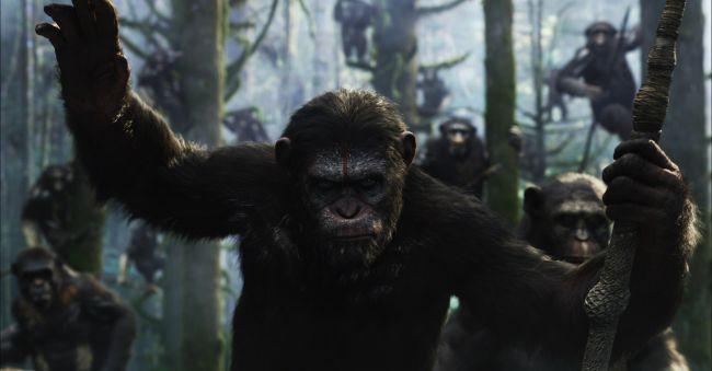 """L'anteprima di """"Apes Revolution"""" chiuderà il Festival"""