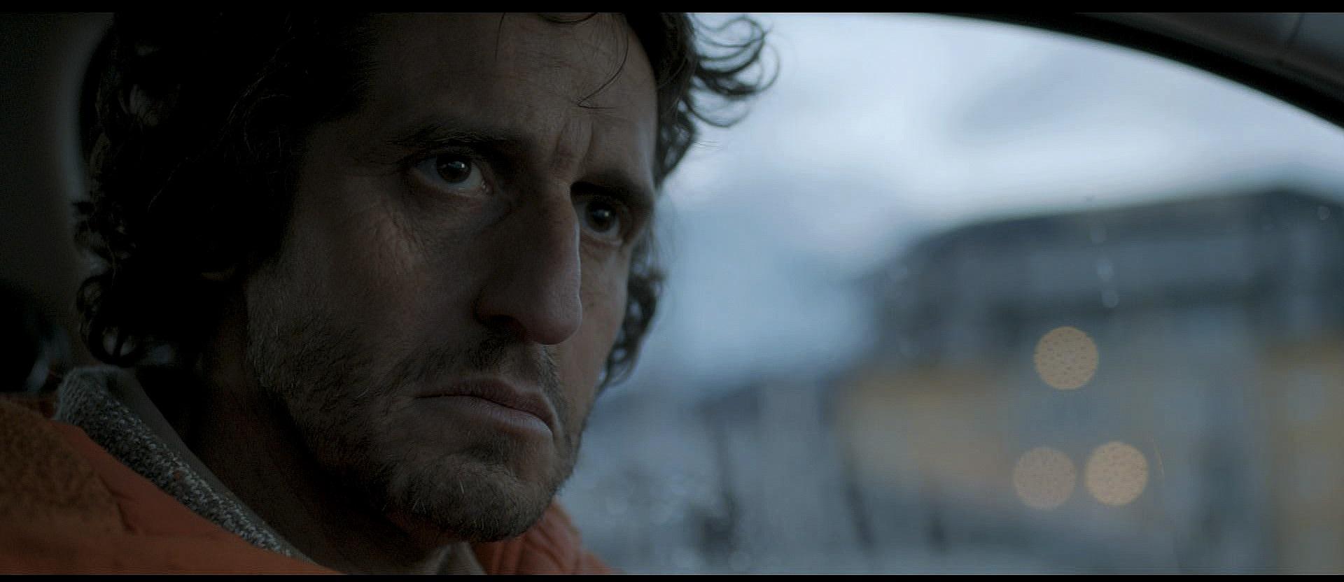 Il protagonista del film, Diego Peretti
