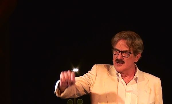 Giuseppe Pambieri in scena