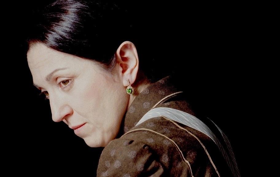 """Maria Paiato in """"Un Cuore Semplice"""" di Luca De Bei"""