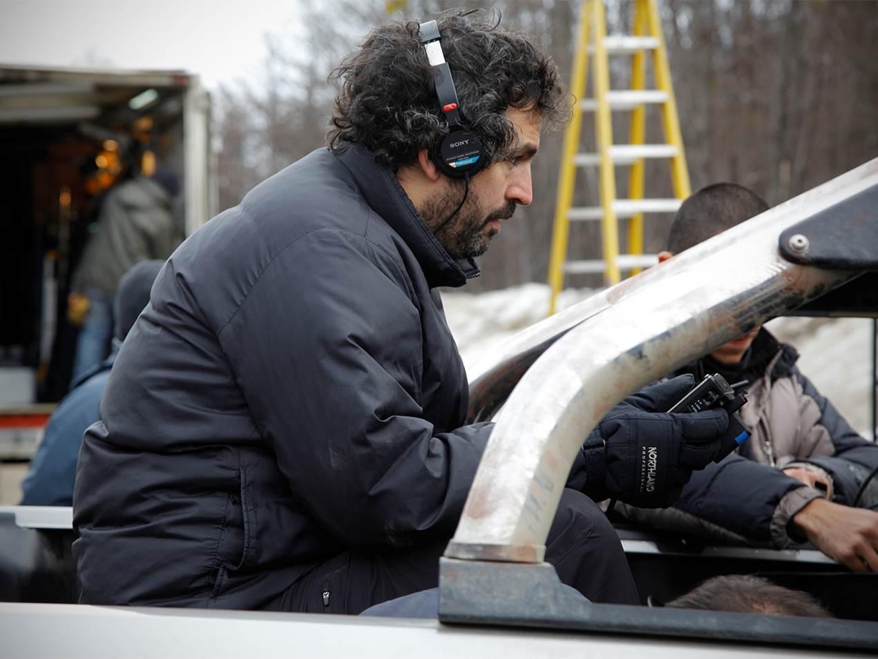 Il regista Juan Taratuto