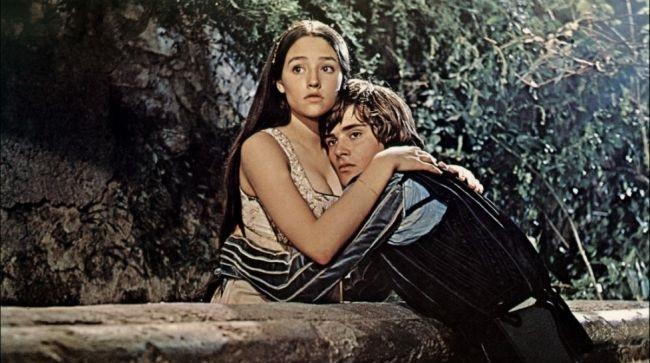 """Romeo e Giulietta"" di Zeffirelli (1968)"