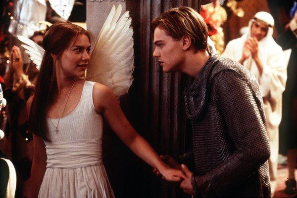 """""""Romeo + Giulietta"""" (1996)"""