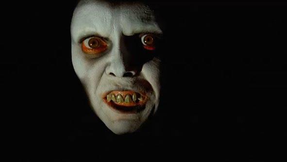 """Il volto-cameralook del diavolo in """"L'Esorcista"""" (1973)"""