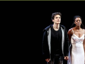 Curtain call for the first preview of Broadway's 'Romeo and Juliet'