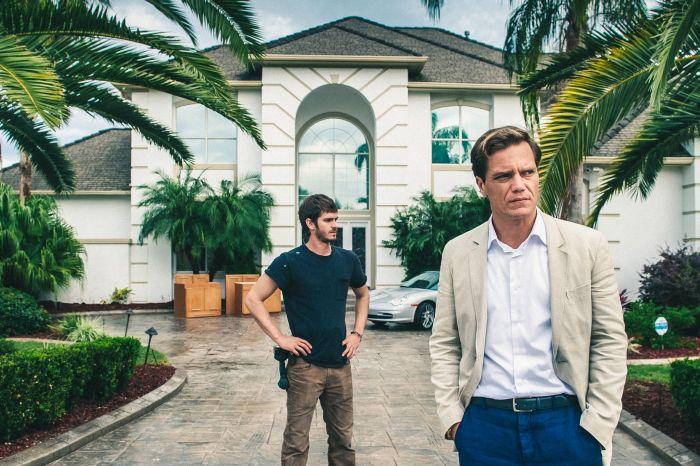 """""""99 Homes"""" con Andrew Garfield e Michael Shannon"""
