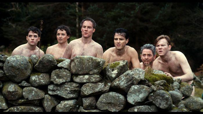 Michael Legge, Hugh O'Conor, Peter McDonald,  Andrew Scott, Andrew Bennett, Brian Gleeson