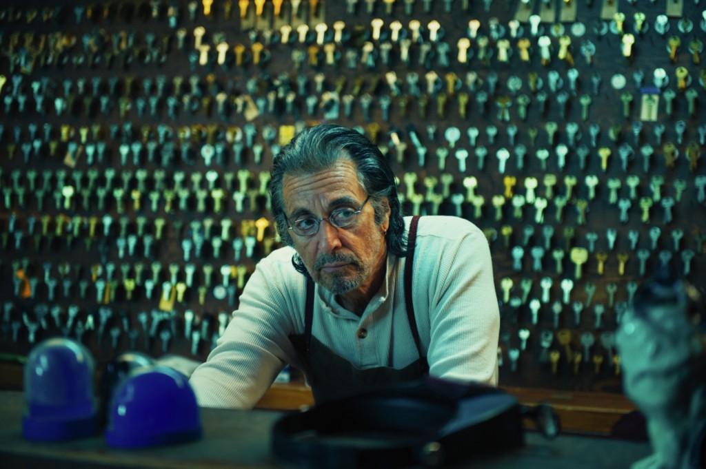 "Al Pacino in ""Manglehorn"""