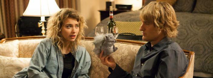 """Owen Wilson e la Poots in """"She's Funny That Way"""""""