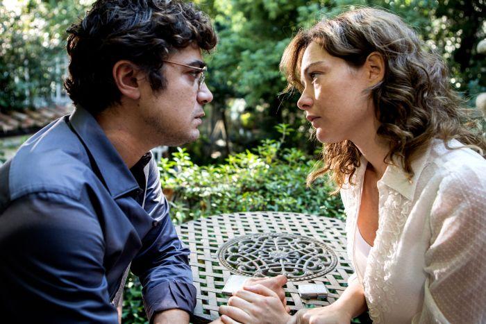 Scamarcio e Cristiana Capotondi