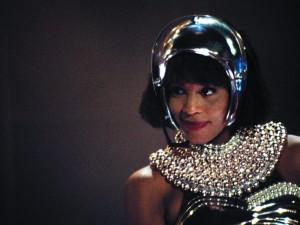 "Whitney Houston in ""Guardia del Corpo"""