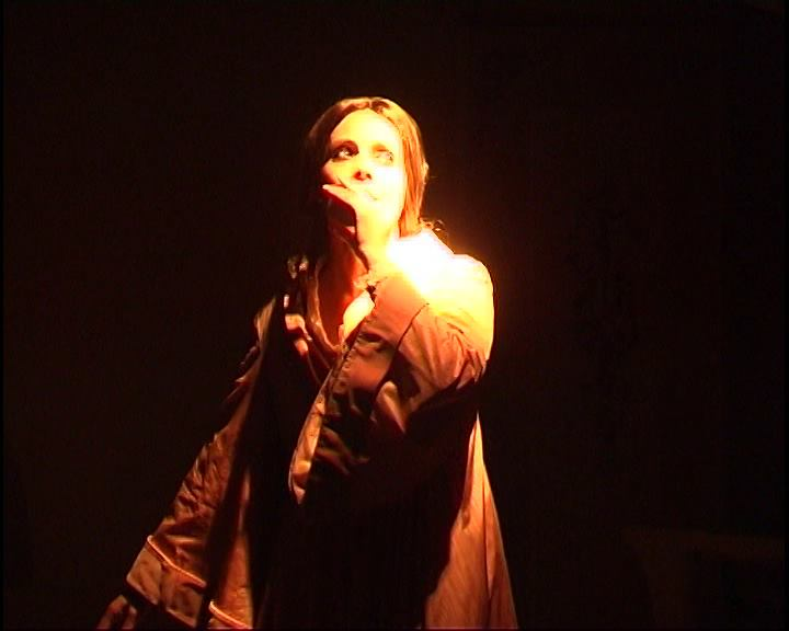 Galatea Ranzi in scena