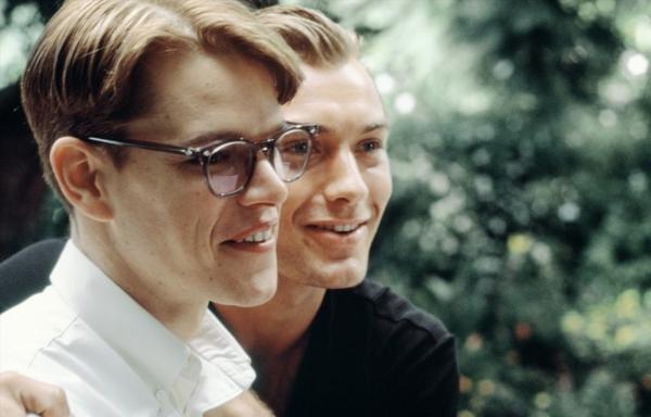 Tom Ripley e Dickie