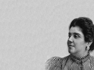 1901 Matilde Serao744037/37©Archivio Publifoto/Olycom