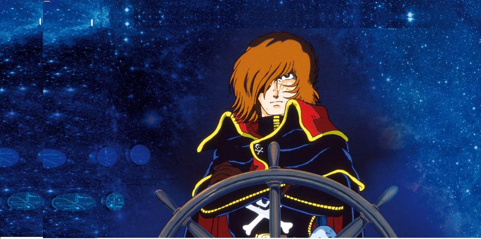 poster_Capitan Harlock L'Arcadia della mia Giovinezza - Copia