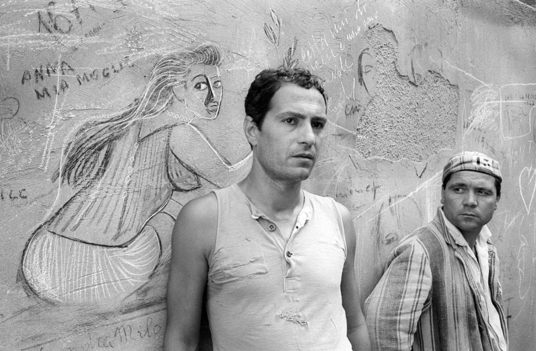 """Nino Manfredi in """"A Cavallo della Tigre"""""""