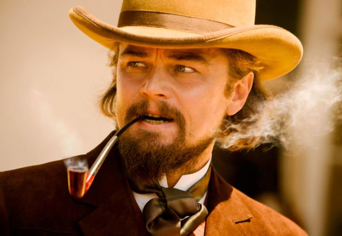 "In ""Django: Unchained"""