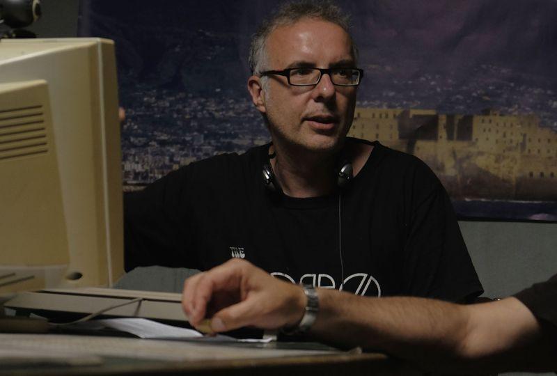 Il regista Luca Miniero